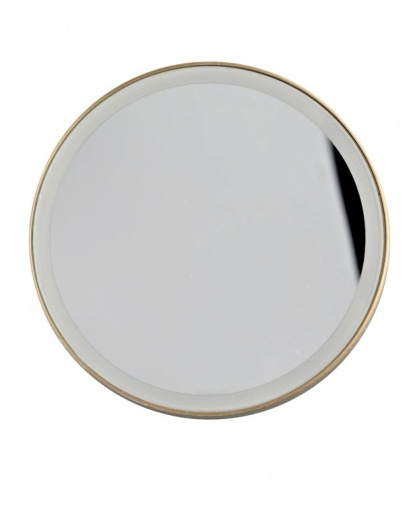 Косметическое зеркало Gezatone 10x, с подсветкой, LM100