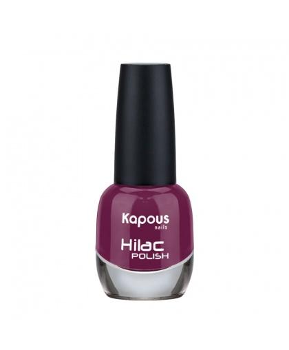"""Лак для ногтей """"Мафия """" Hilac Kapous Цвет: фиолетовый"""