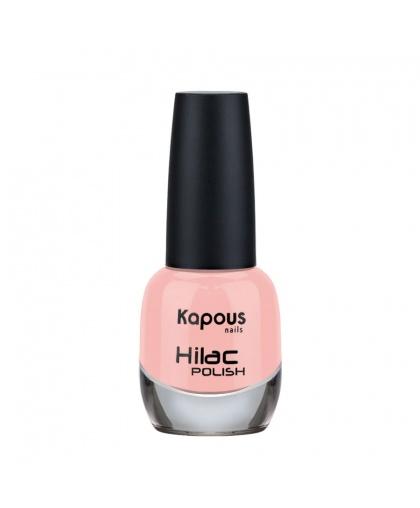 """Лак для ногтей """"Воздушное сердце"""" Hilac Kapous Цвет: нежно-розовый"""