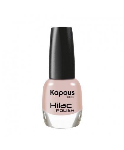 """Лак для ногтей """"Ангорская белка"""" Hilac Kapous Цвет: телесно-розовый"""